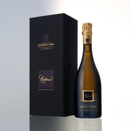 Champagne Chassenay d'Arce cuvée Confidences Brut