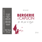 etichetta 100 pas rouge