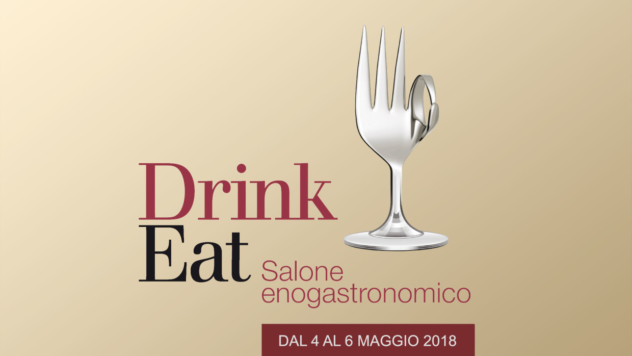 Drink Eat 2018 Salone enogastronomico