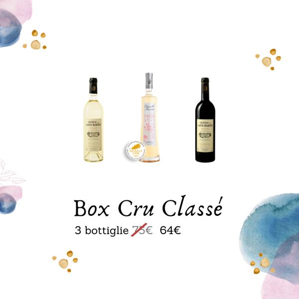 box cru classe